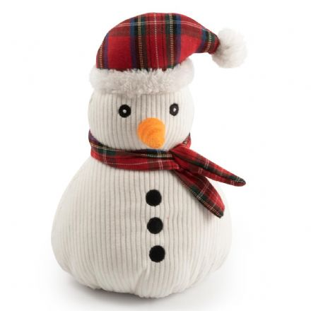 Ancol Nordic Snowman Dog Toy
